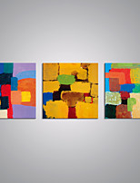 Stretched Canvas Prints Abstract Paintings Contemporary Art for Wall Decoration