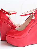 Women's Heels 15CM Heel Height Sexy Round Toe Wedge  Heel Pumps Party Shoes More Colors available