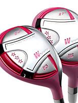 Clubes de golfe clubes de golfe híbridos para golf fibra de carbono durável madeira inoxidável