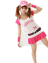 One-Piece/Dress Sweet Lolita Lolita Cosplay Lolita Dress Fashion Short Sleeve Short / Mini Dress For