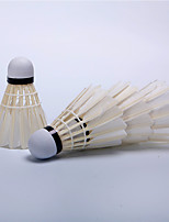 1 PCS Exercise & Fitness Shuttlecocks Wearproof Durable for Duck Feather