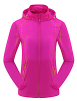 LEIBINDI® Women's Jacket Tops  Hiking Climbing Backcountry Breathable Quick Dry Windproof Ultraviolet Resistant Spring