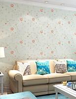 Ар деко Обои Для дома Современный Облицовка стен , Нетканый материал материал Клей требуется обои , Обои для дома