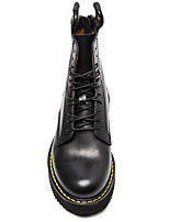 Damen-Stiefel-Lässig-Leder-Flacher Absatz-Komfort-