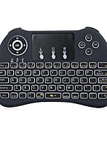 Air Mouse Keyboard Backlit Flying Squirrels H9 2.4GHz Wireless for Android TV Box and PC with Touchpad