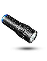 Ручные фонарики LED 350~3800 Люмен 8.0 Режим - литиевая батарейка Водонепроницаемый Перезаряжаемый Компактный размер Очень легкие