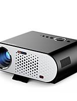 Gp90 projecteur portatif 1280x800 projecteur 3200lumens lcd