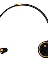 nieuwe blauwe blauwe c8 bluetooth headset draadloze headset stereo motion hoofdtelefoon intrekbaar trilalarm smart headset