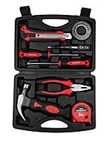 WORKPRO® W00010002 9PC Household Tool Kit Repair Tool Set