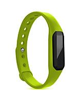 XL01 Bracelet d'Activité iOS Android Sportif Ecran tactile Accéléromètre Capteur de Fréquence Cardiaque Capteur de doigt