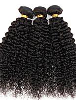 Tissages de cheveux humains Cheveux Vietnamiens Très Frisé 12 mois 3 Pièces tissages de cheveux