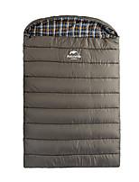 Schlafsack Rechteckiger Schlafsack Einzelbett(150 x 200 cm) 0 Hohlbaumwolle140 Camping warm halten Transportabel