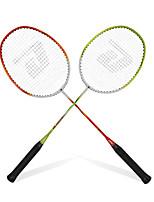 Badmintonschläger Verschleißfest Dauerhaft Kohlenstoff-Aluminiumlegierung 1 Stücke für