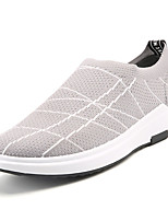 Men's Sneakers Summer Comfort PU Outdoor Flat Heel
