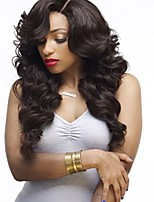 8A Quality Loose Wave Wigs 180% Hair Density Human Hair Wigs  Glueless Lace Front Wigs With Baby Hair For Black Women