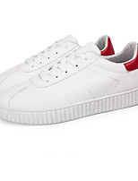 Men's Sneakers Spring Summer Fall Comfort Fabric Casual Flat Heel