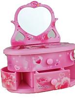Spieluhr Herzförmig Freizeit Hobbys Plastik Damen Mädchen´