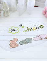 1 PC  Creative bathroom mat mat PVC