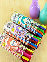 12 Color Watercolor Pen Can Be Washed Non-toxic