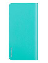 Momax 7000mah poder banco portátil slim bateria externa com porta dupla patenteada usb usb lado e automax inteligente cobrando