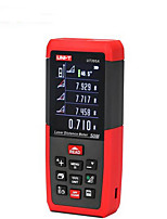 UNIT UT395A  Digital 50m 635nm Laser Distance Measurer with Distance & Angle Measurement(1.5V AAA Batteries)