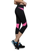 Damen Laufen Schnitt Atmungsaktiv Schweißableitend Weich Komfortabel Sommer Yoga Camping & Wandern Übung & Fitness Freizeit Sport Laufen
