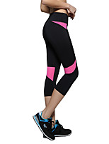 Femme Course / Running Mi-long Respirable Anti-transpiration Doux Confortable EtéYoga Camping / Randonnée Exercice & Fitness Sport de