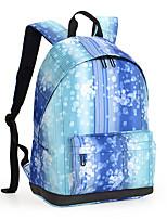 13 polegadas de nylon leve PU mochila de viagem de couro mochila mochila mochila para mochila mochila para a escola de trabalho caminhadas