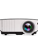 Rd-803 lcd hd 2000lm projetor home theater branco