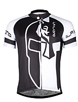 Breathable And Comfortable Paladin Summer Male Short Sleeve Cycling Jerseys DX746