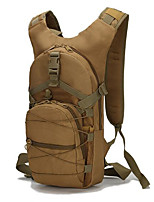 Outdoor Travel Casual Small Backpack Riding Package Tactics 3p Camouflage Backpack Book Bag