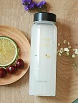 401-500ml portátil copo de água prontamente copo