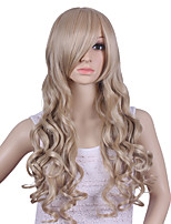 Natural Wigs For Women Cheap Hair Wig Perucas Perruque Synthetic Women Curly Pelucas Sinteticas Hair Style