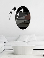 Leisure Wall Stickers Plane Wall Stickers Mirror Wall Stickers Decorative Wall Stickers,Vinyl Material Home Decoration Wall Decal