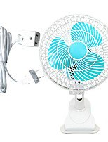 7-Inch Multi-Purpose Mini-Desk Small Fan Mute Shaking His Head Students Dormitory Small Fan Combination Set