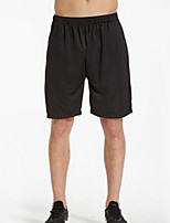 Homme Course / Running Cuissard  / Short Respirable Confortable Polyester Vêtements de Plein Air Tenues de Sport