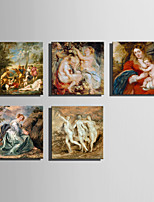 The Logicians Oil Painting Engraved Canvas Print Wall Art Rubens  Multi Style Selection