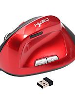 Эргономичная вертикальная мышь беспроводная 6d перезаряжаемая мышь компьютерные мыши 2.4ghz usb игровые мыши оптические 2400dpi для