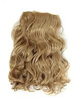 A Clipser Synthétique Extensions de cheveux 160 Extension des cheveux
