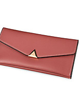 Women PU Casual Office & Career Shopping Wallet All Seasons