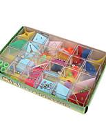 Brinquedos Jogos & Quebra-Cabeças Quadrangular ABS