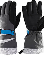 Ski Gloves Winter Gloves Unisex Activity/ Sports Gloves Keep Warm / Waterproof / Snowproof / Protective Gloves Ski & Snowboard Polyester