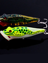 1 pcs Others Fishing Lures Frog glass green Dark Green g/Ounce,100 mm/4