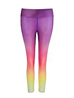 Femme Course / Running Bas Respirable Séchage rapide Yoga Exercice & Fitness Course/Running Modal Polyester SerréIntérieur Vêtements de