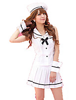 Outfits Sweet Lolita Lolita Cosplay Lolita Dress Fashion Short Sleeve Short / Mini Top Skirt For