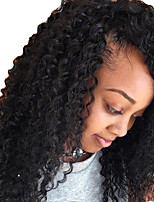Luxurious Hair 100% Virgin Human Hair Lace Wig Glueless Lace Front Human Hair Wigs For Black Women With Baby Hair