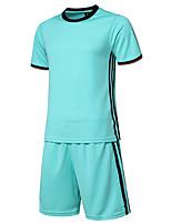 Kinder Fußball Trainingsanzug Atmungsaktiv Komfortabel Sommer Sport Terylen Fussball