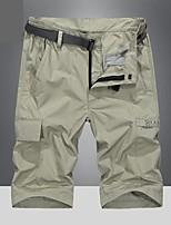 Homme Pantalon/Surpantalon Camping / Randonnée Respirable Eté