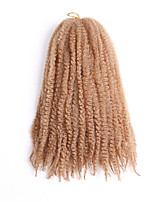 Golden Beauty 18inch crochet hair extensions curly Synthetic havana mambo twist Crochet Braiding Hair