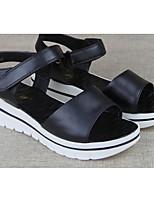 Sandály-PU-Pohodlné-Dámské--Běžné